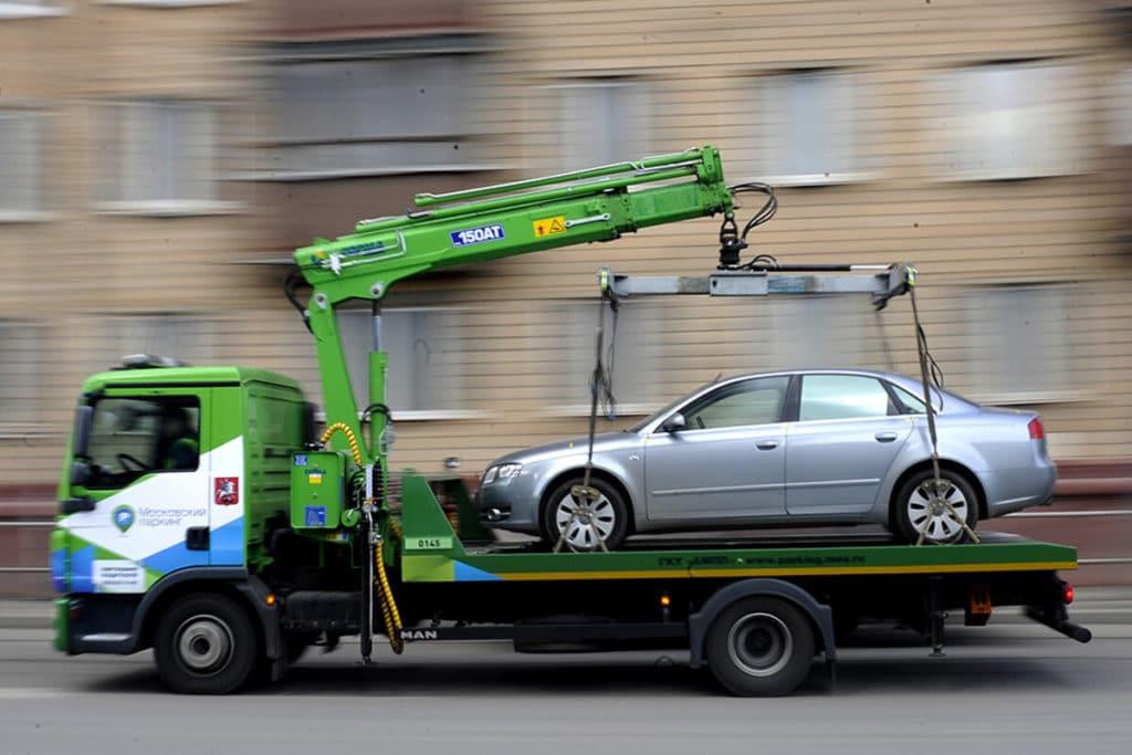 Какой штраф придется заплатить за эвакуацию автомобиля