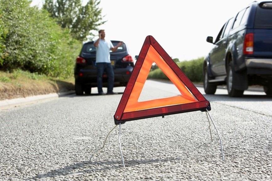 Штраф за создание пробки при ДТП